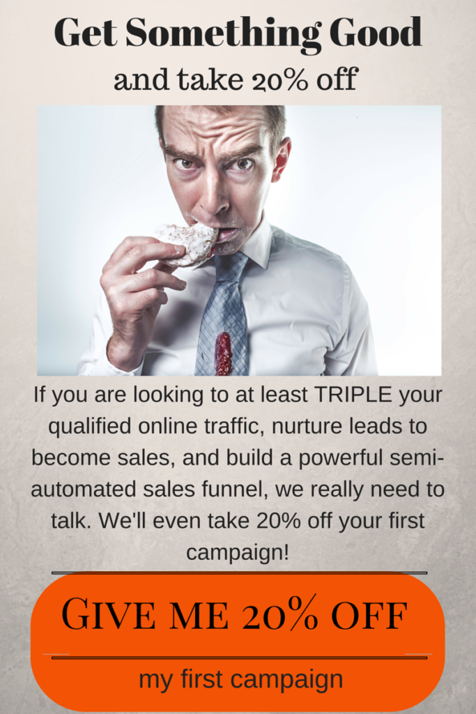 RipCurrent Orlando Internet marketing agency 20% off promo